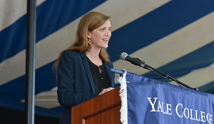 Ambassador Samantha Powers