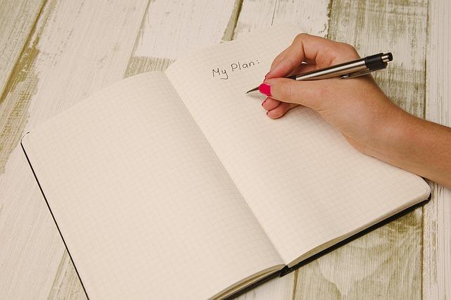 Goal writing