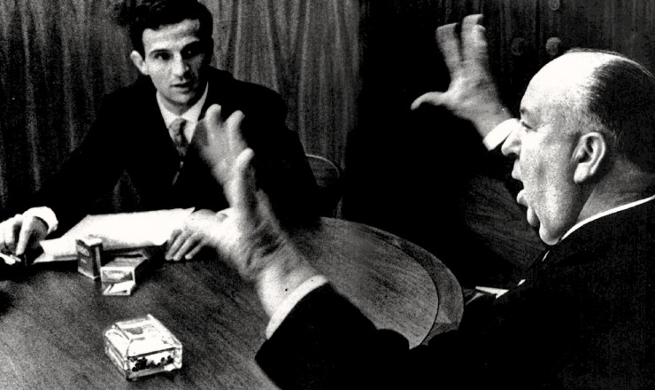 Truffaut and Hitchcock