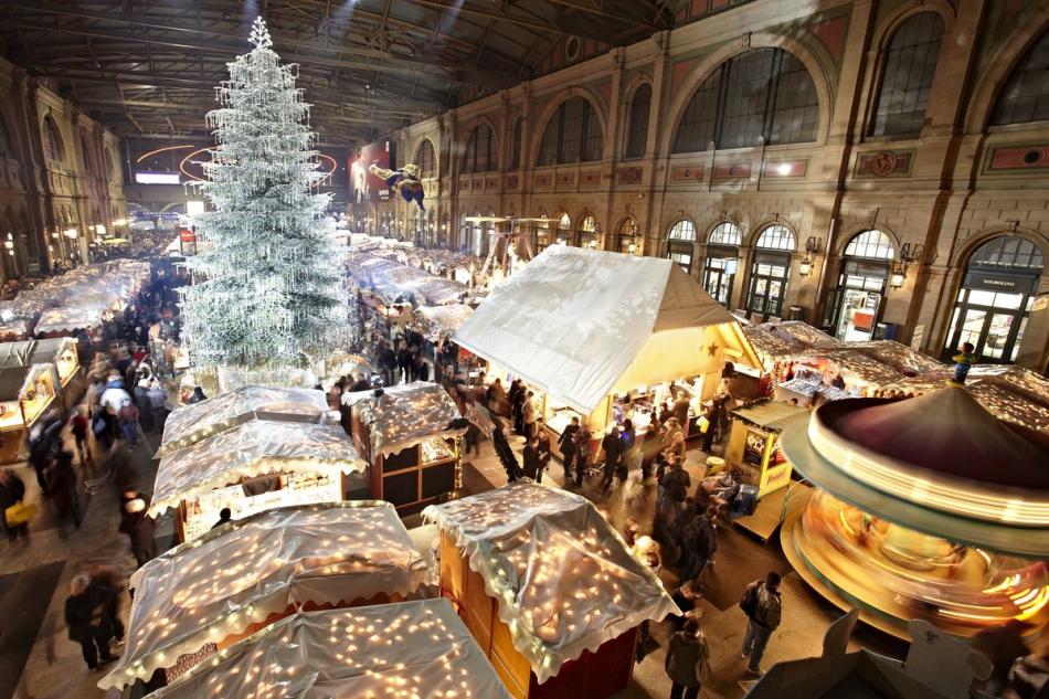 Zurich marketplace