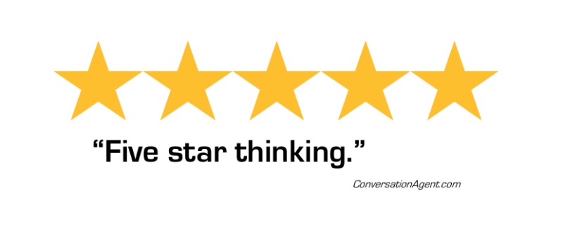 Five Star thinking