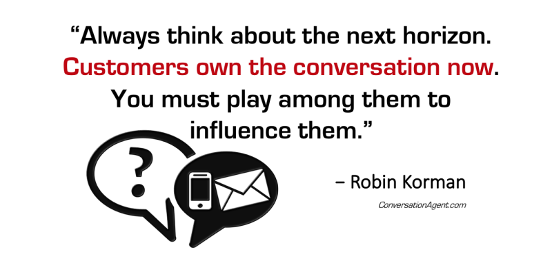 Next horizon for CMOs