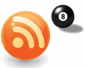 RSS Eight ball