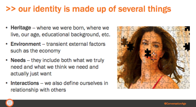 Identity components