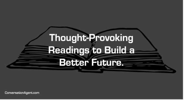 Thought-Provoking Readings to Build a Better Future